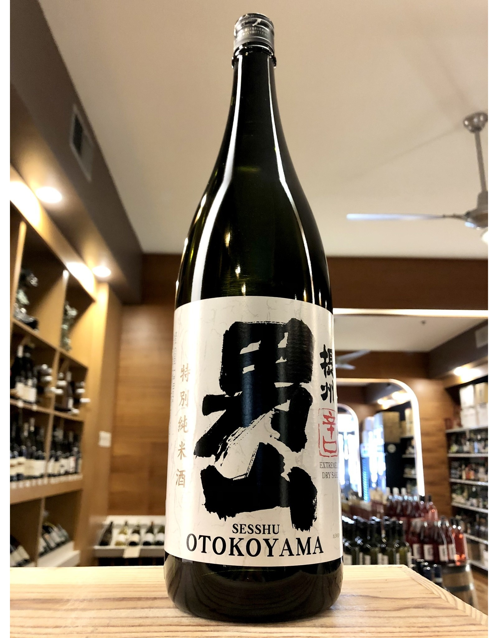 Sesshu Otokoyama Dry Sake - 1.8 Liter