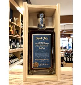 Blood Oath #7 Bourbon - 750 ML