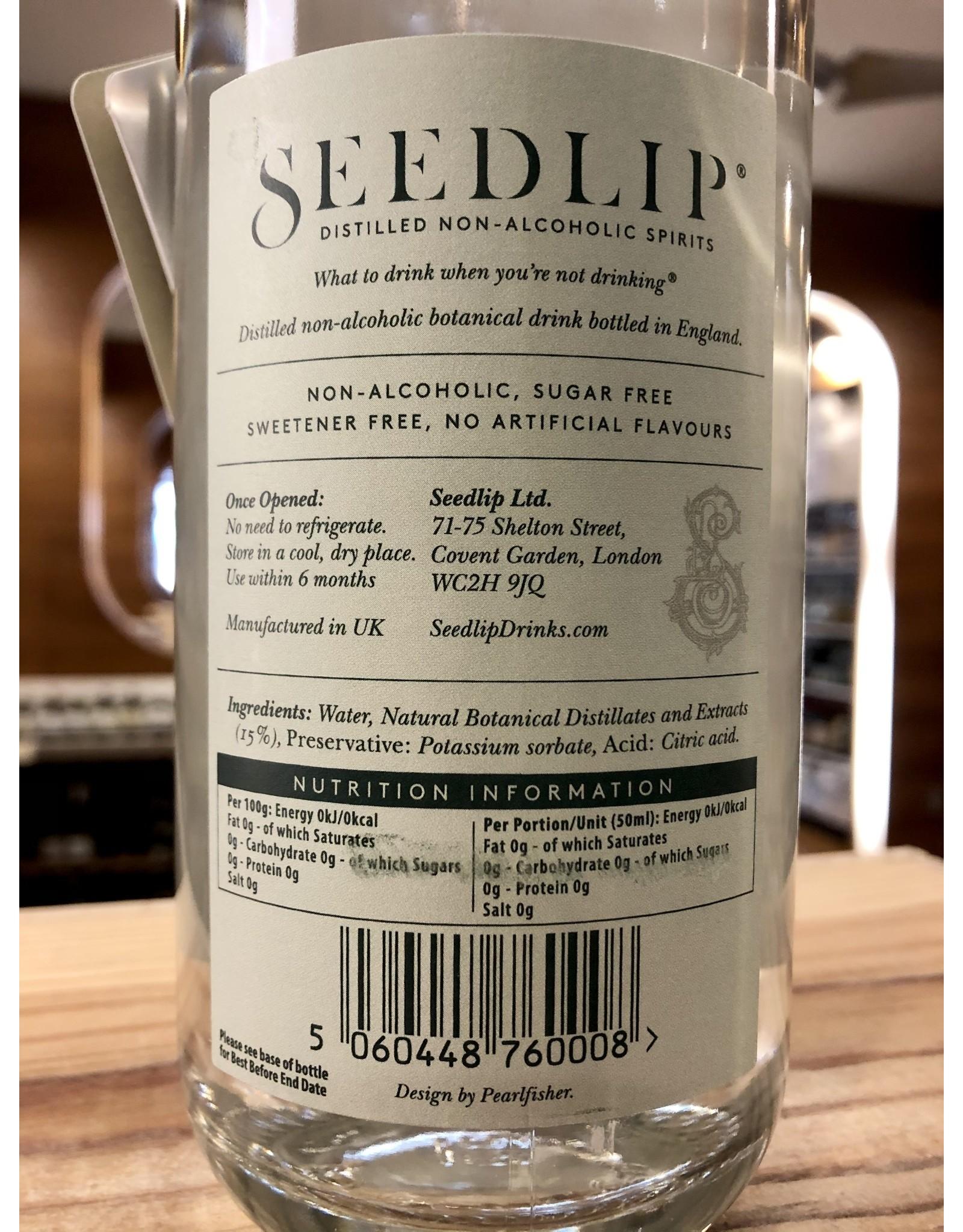 Seedlip Spice Aromatic Non-Alcoholic Spirit - 700 ML