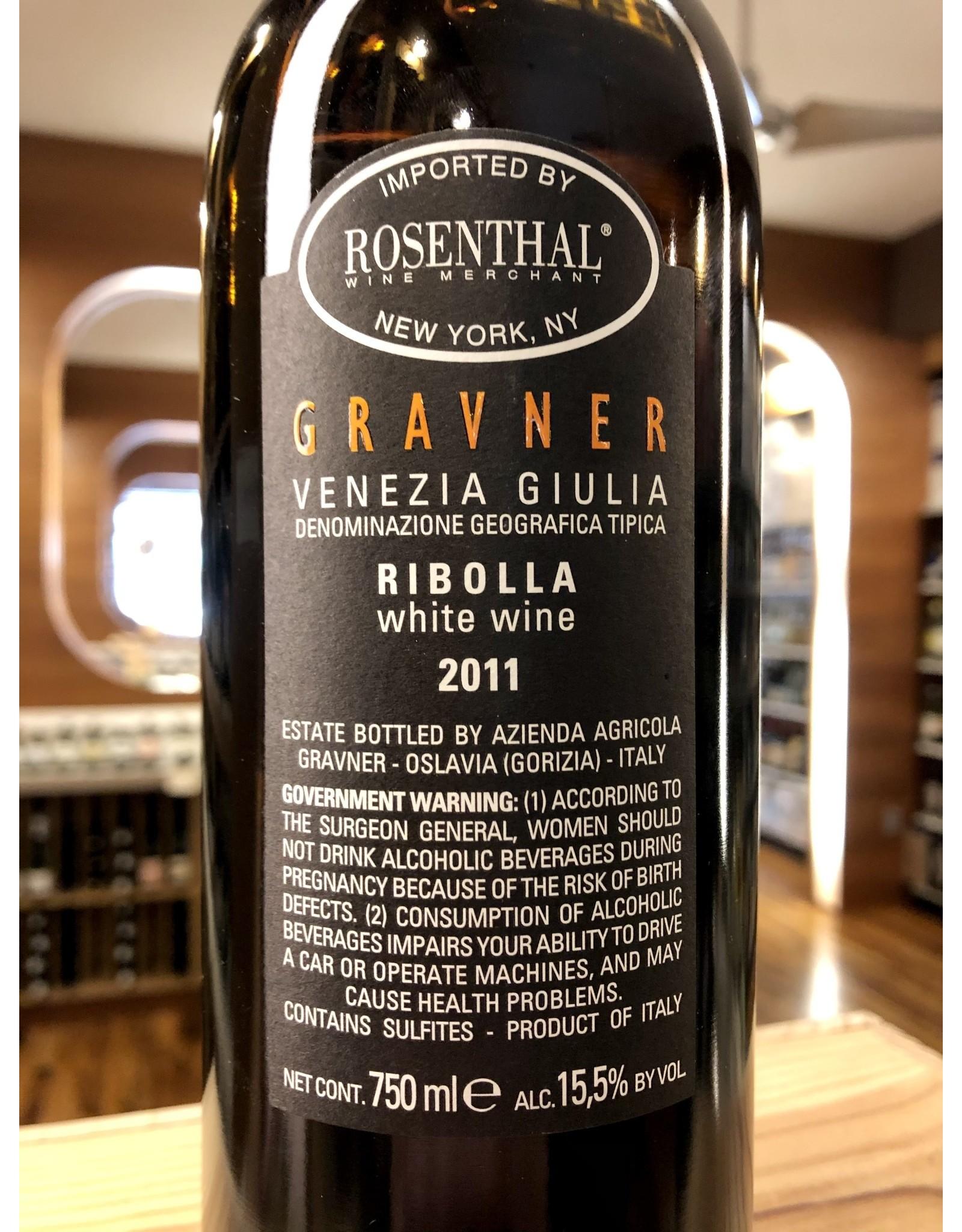 Gravner Ribolla 2011 - 750 ML