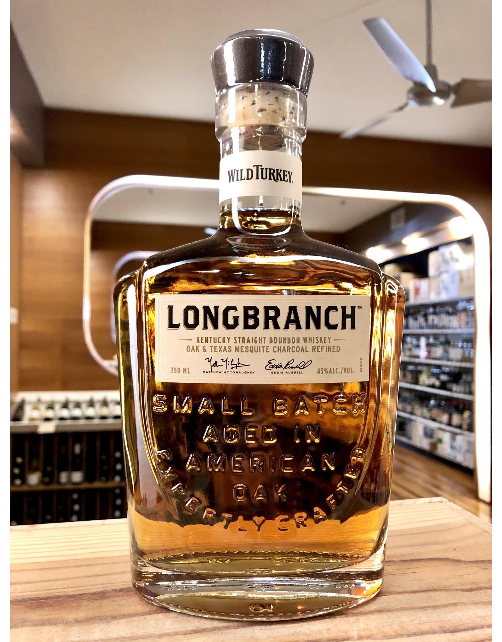 Wild Turkey Longbranch Bourbon - 750 ML