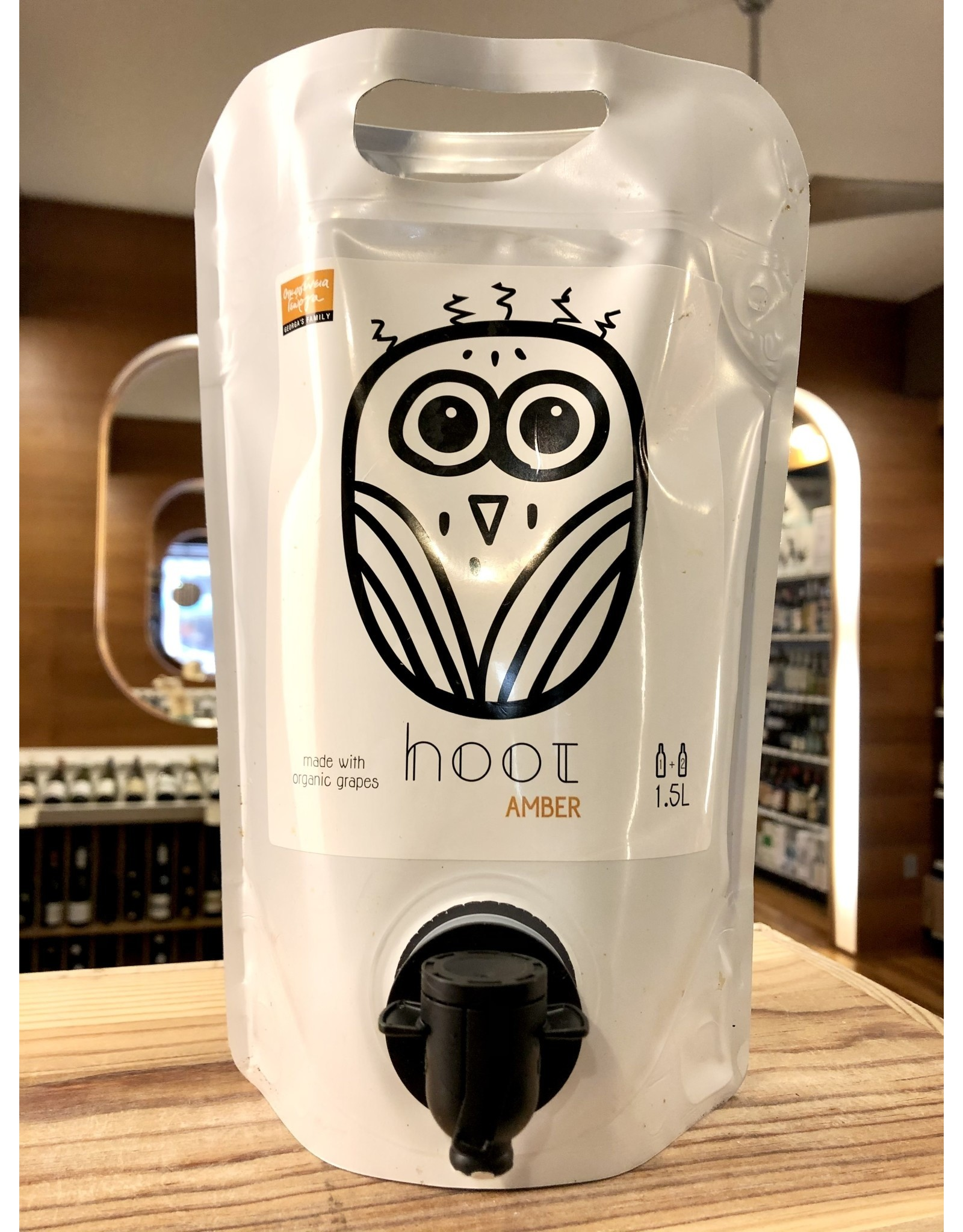 Georgas Hoot Amber - 1.5 Liter