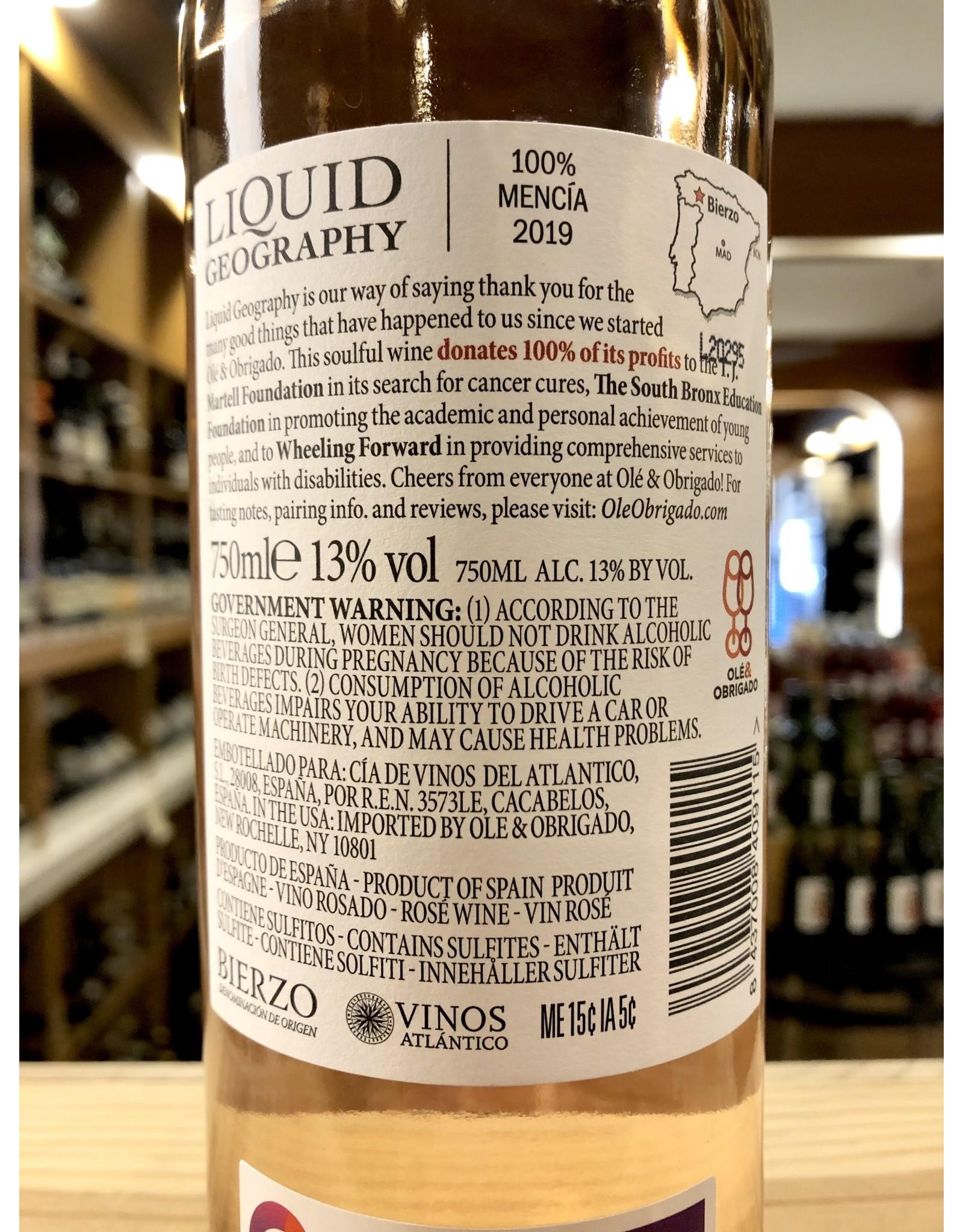 Liquid Geography Rose - 750 ML