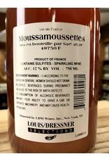 Mosse Moussamoussettes Pet Nat Rose - 750 ML