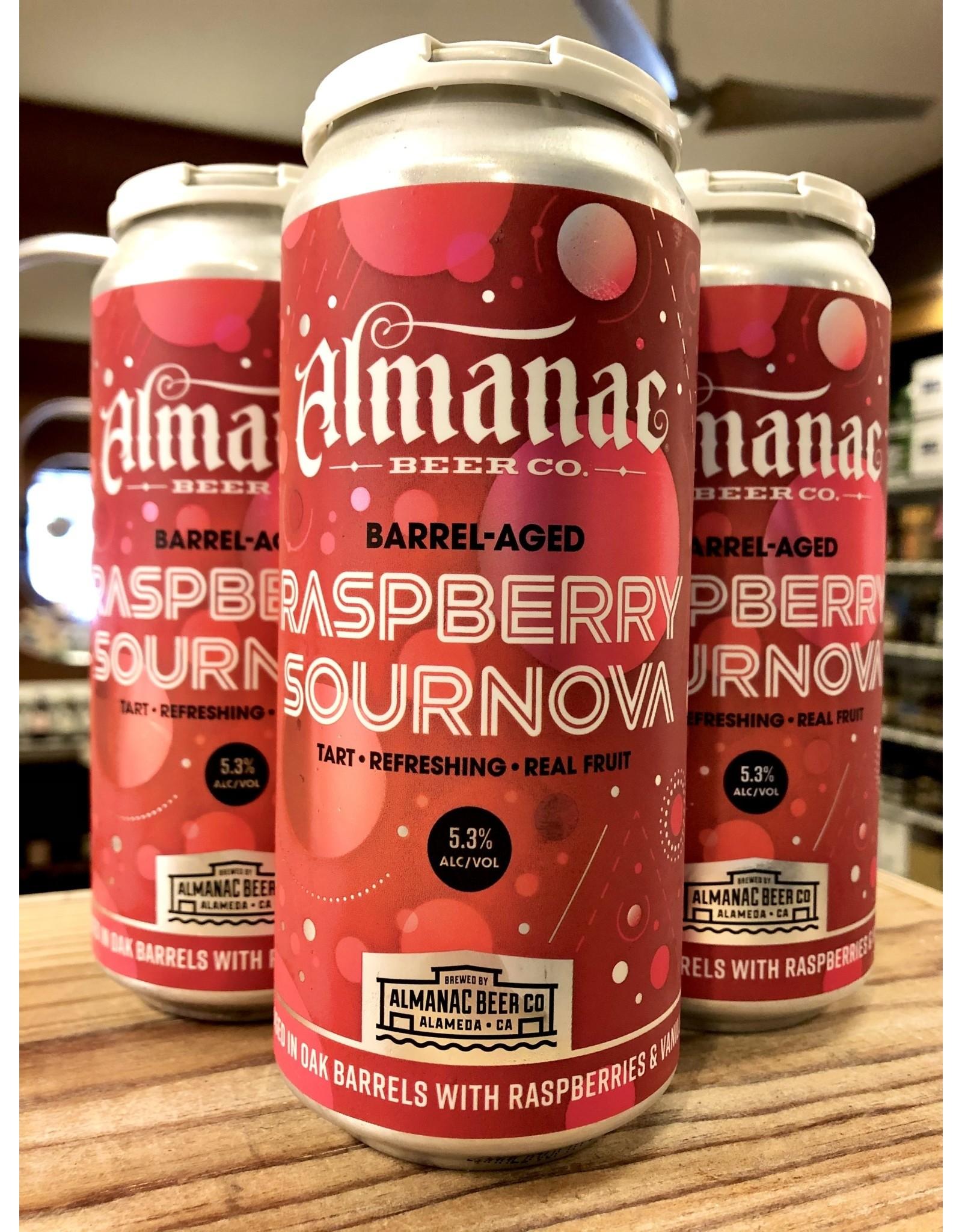 Almanac Raspberry Sournova - 4x16 oz.