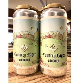 Blackberry Farm Country Lager - 4x16 oz.