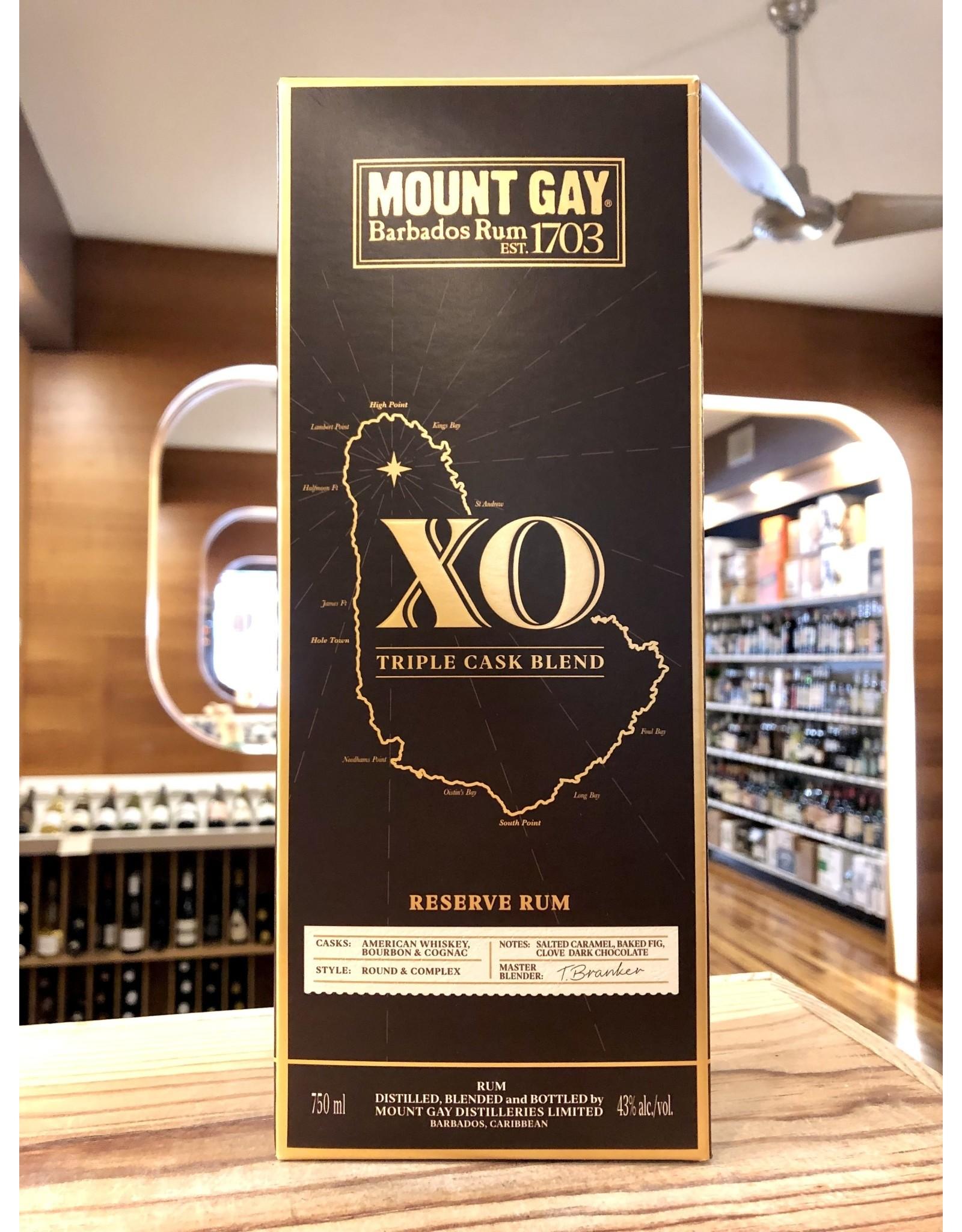 Mount Gay XO Rum - 750 ML