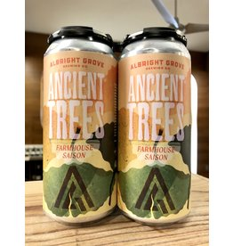 Albright Grove Ancient Trees Saison - 4x16 oz.
