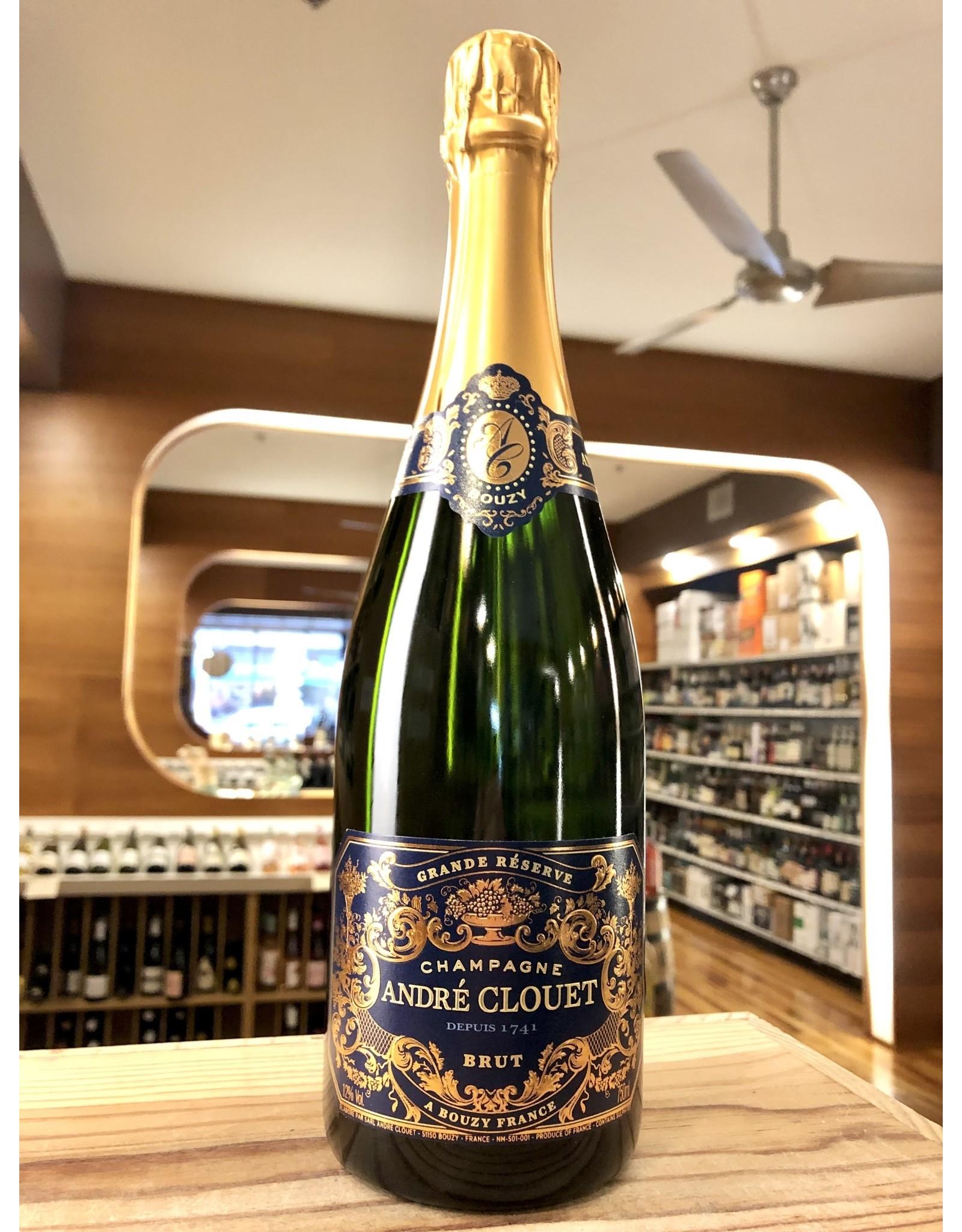 Andre Clouet Grande Reserve Brut Champagne - 750 ML