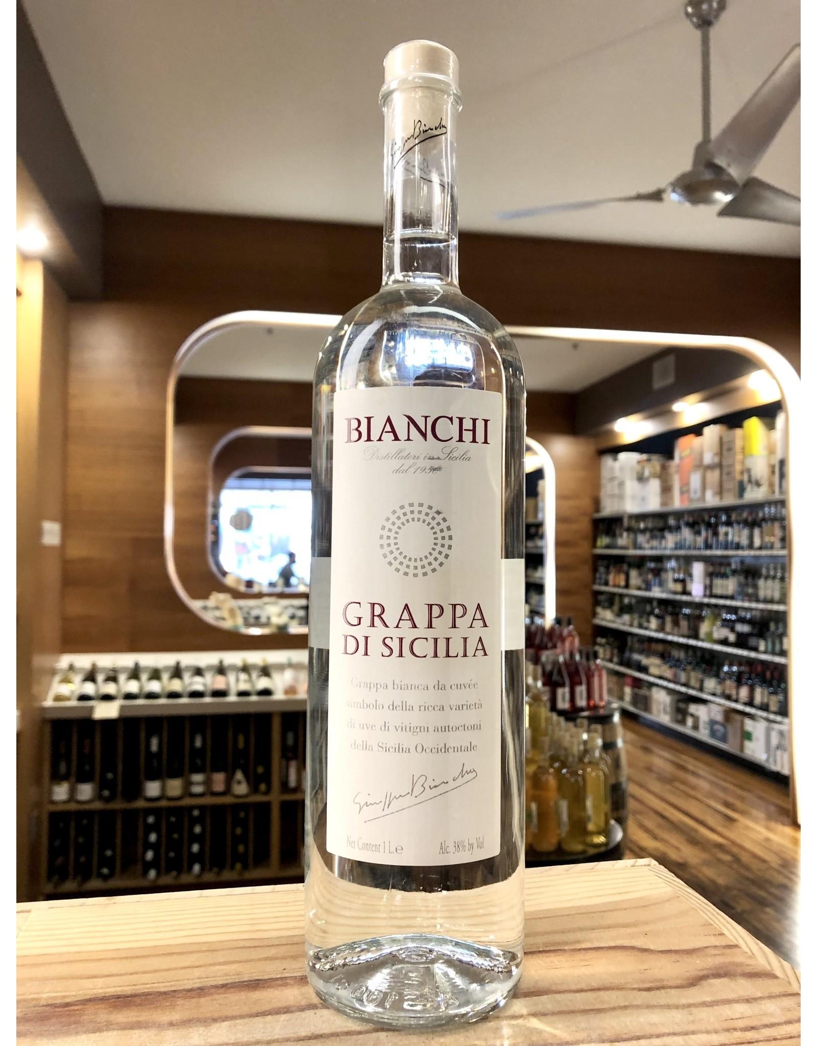 Bianchi Grappa di Sicilia - 1 Liter