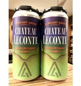 Albright Grove Chateau LeConte Saison - 4x16 oz.