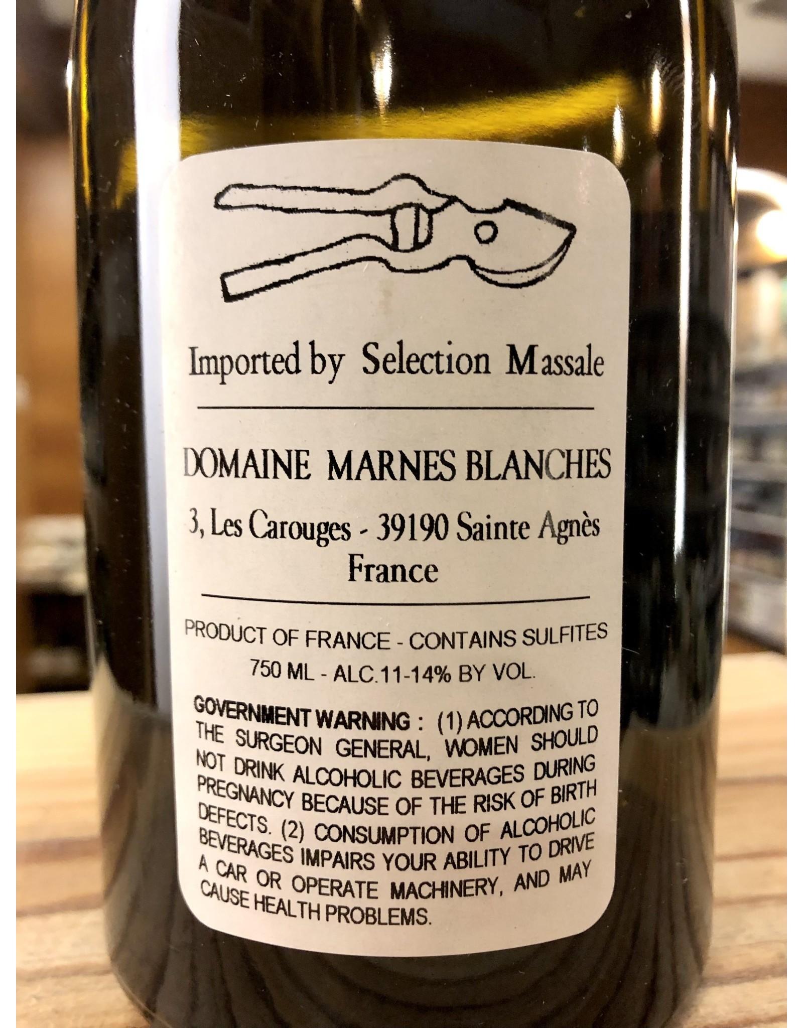 Domaine des Marnes Blanches Savagnin 4 Vis - 750 ML