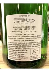 Andi Knauss La Boutanche Riesling - 1 Liter