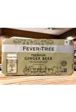 Fever Tree Ginger Beer Cans