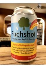 Fuchshof German Cider - 12 oz.
