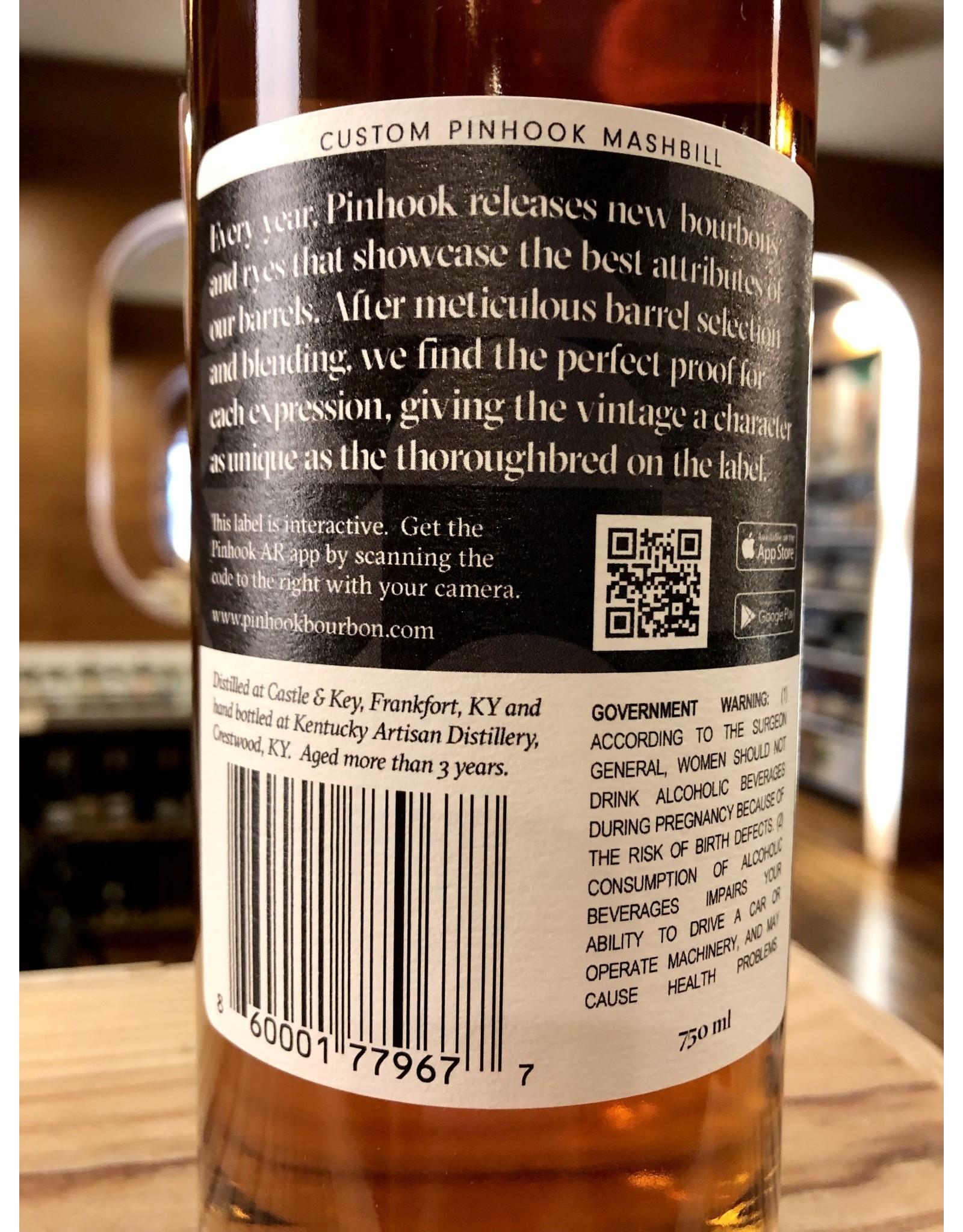 Pinhook High Proof Bourbon - 750 ML