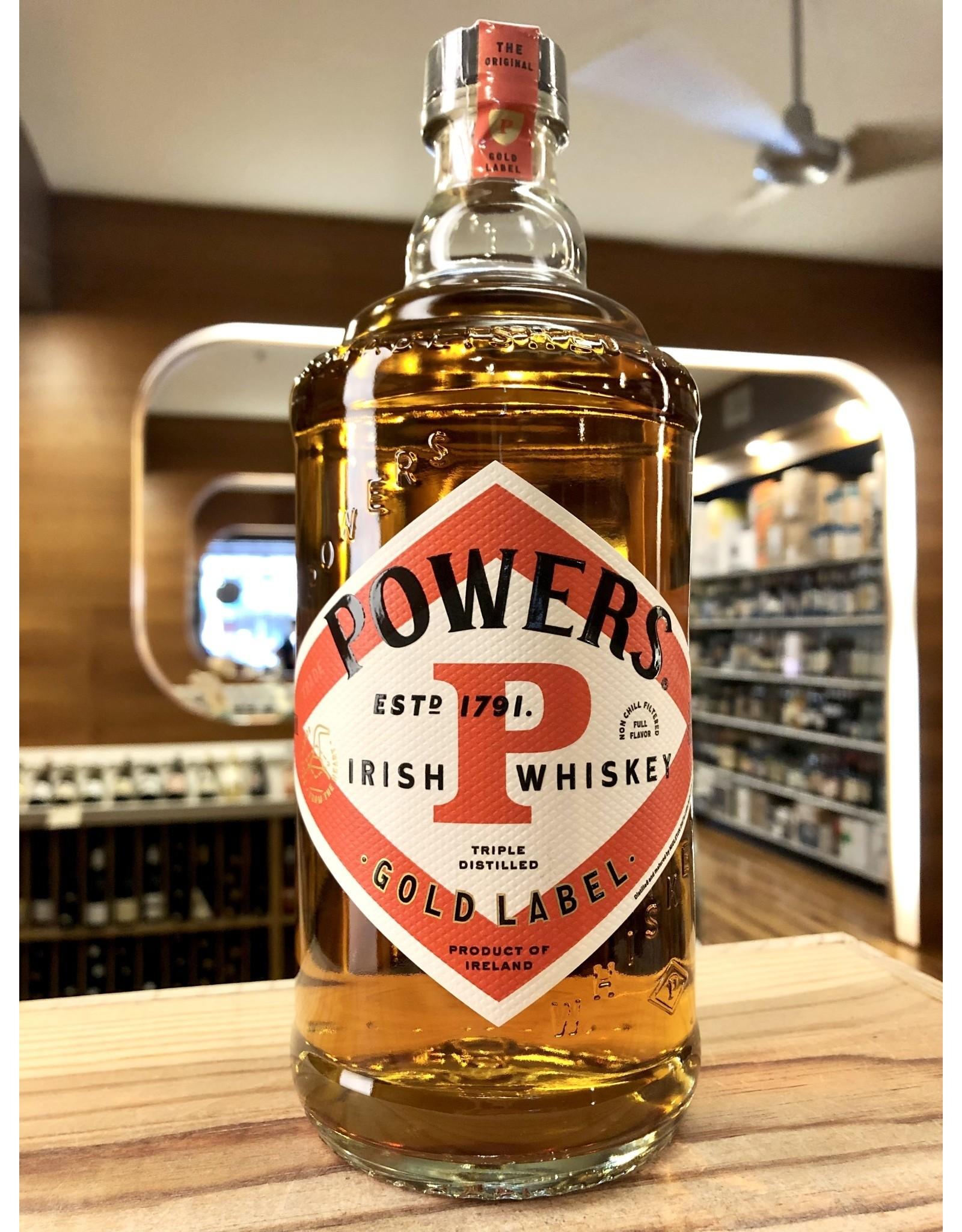 Powers Irish Whiskey - 750 ML