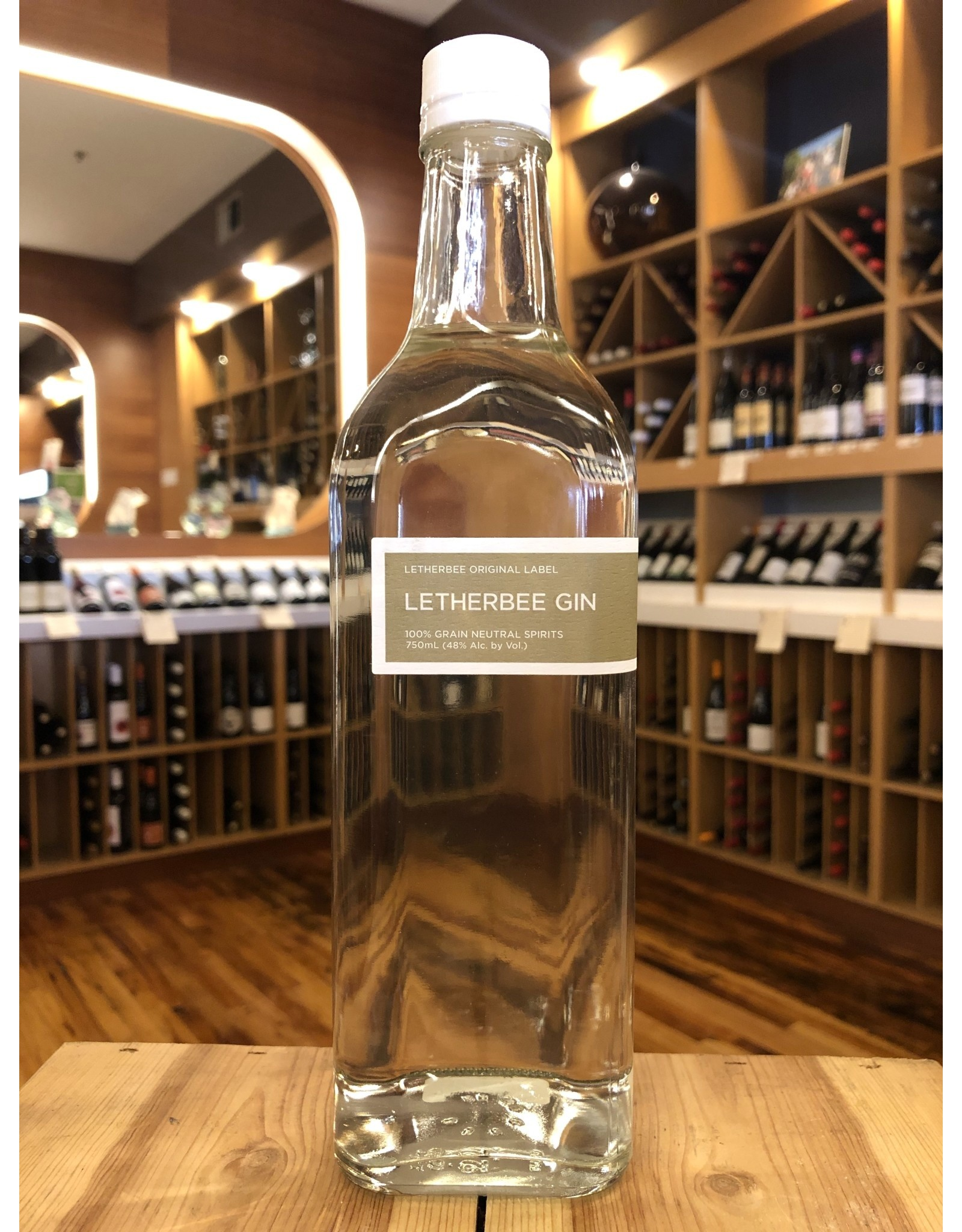 Letherbee Gin  - 750 ML