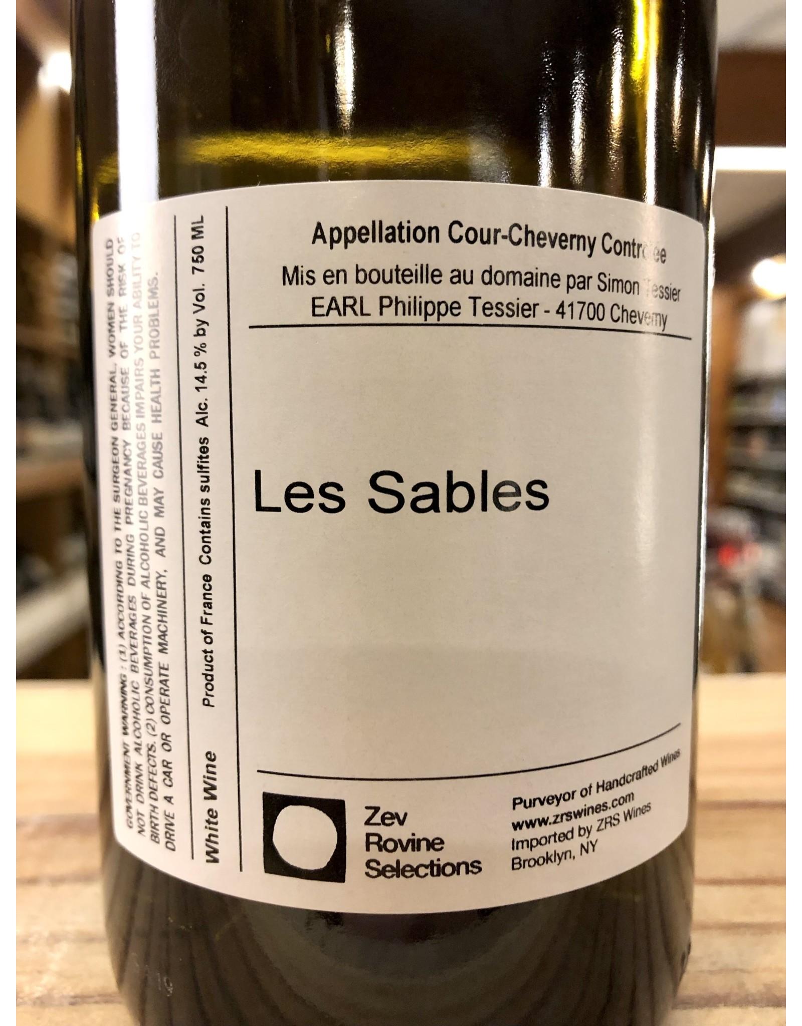 Philippe Tessier Les Sables Cheverny Blanc - 750 ML
