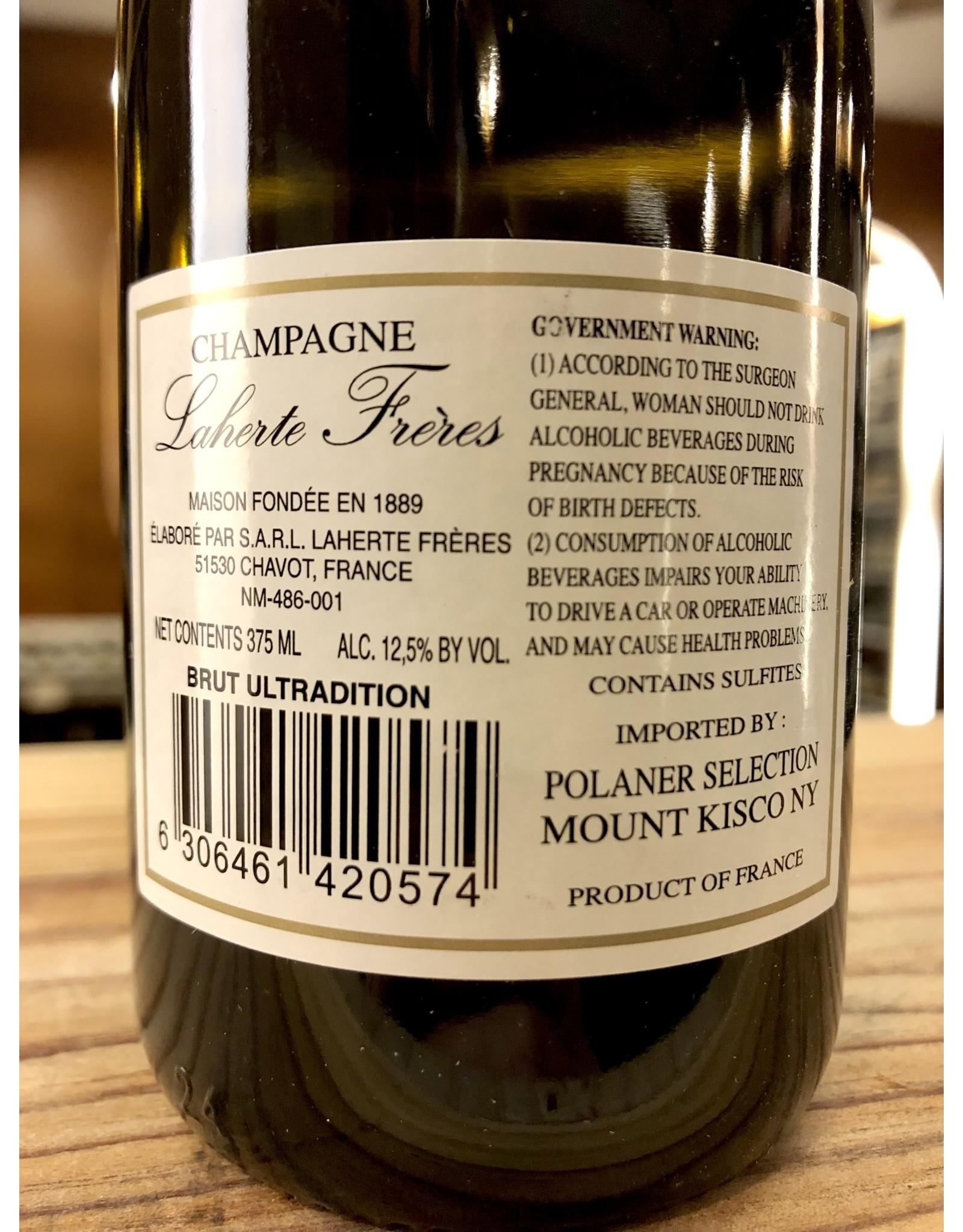 Laherte-Freres Ultradition Brut Champagne - 375 ML