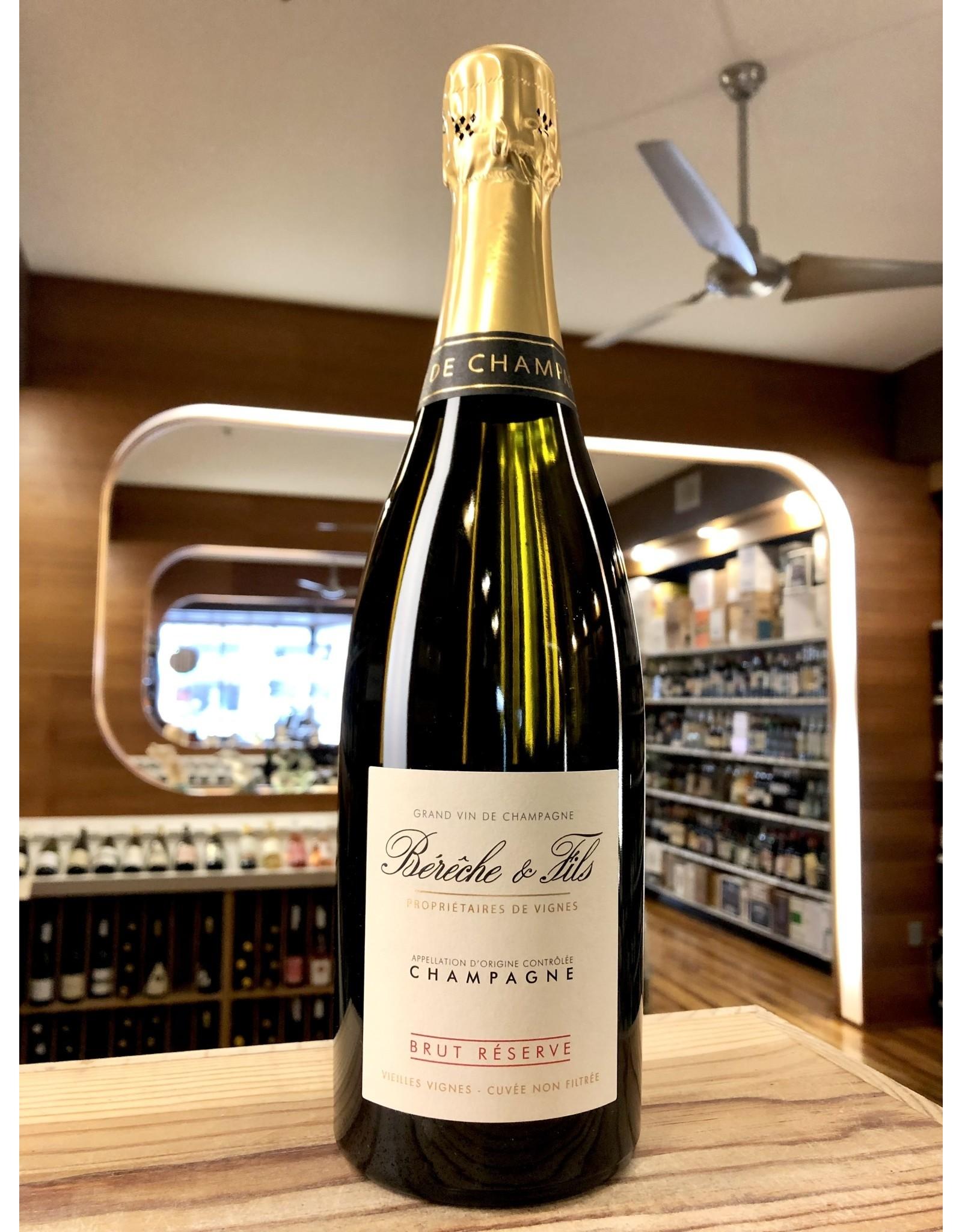Bereche & Fils Brut Reserve Champagne - 750 ML