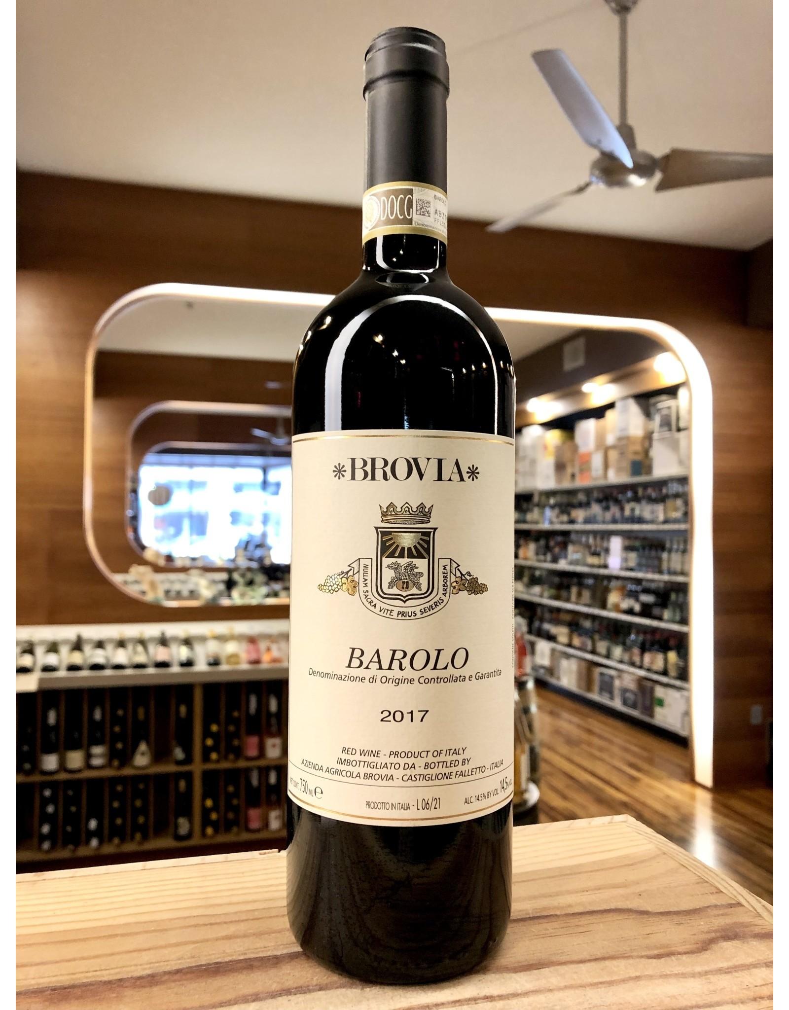 Brovia Barolo 2017 - 750 ML