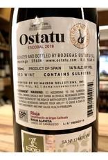 Ostatu Escobal Rioja Alavesa Tinto - 750 ML