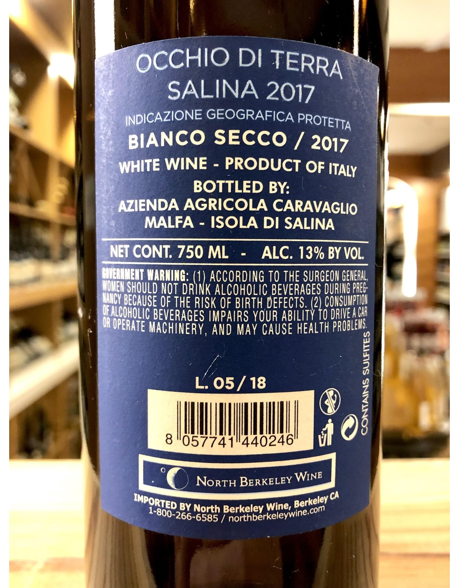 Caravaglio Malvasia Secca Occhio di Terra Salina - 750 ML