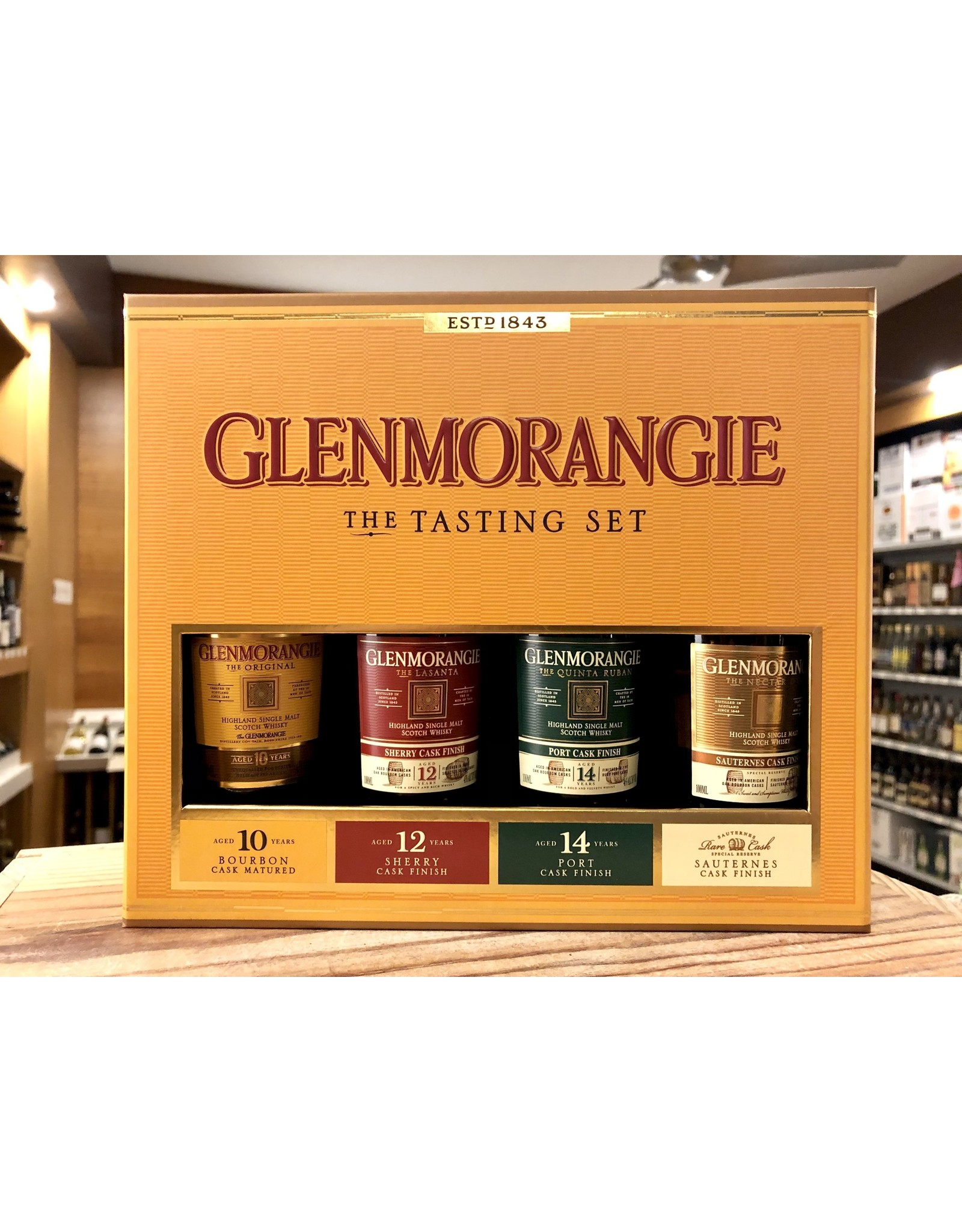 Glenmorangie Sampler Pack - 400 ML