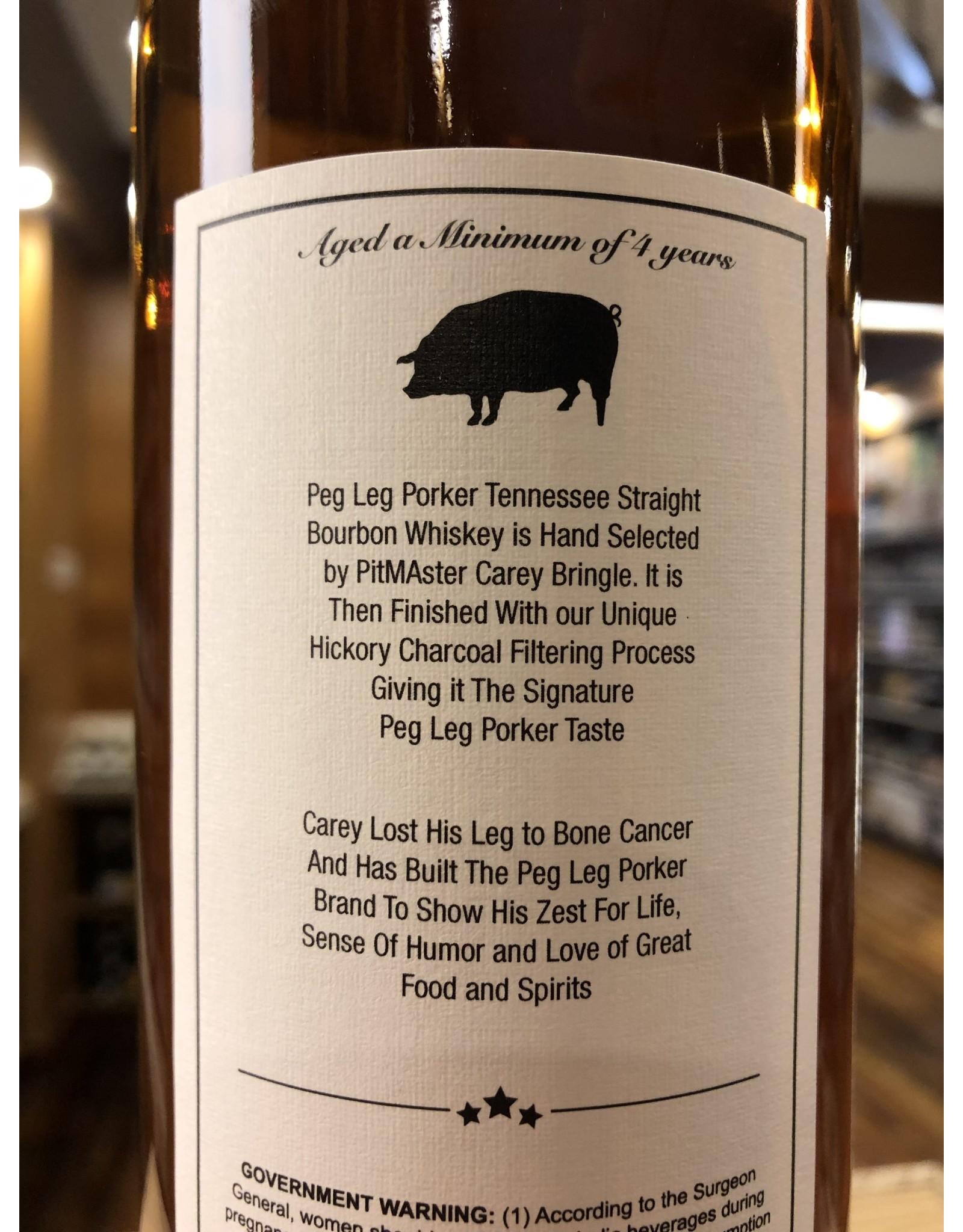 Peg Leg Porker Tennessee Bourbon - 750 ML