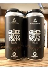 Albright Grove Dirty South Trail Ale - 4x16 oz.