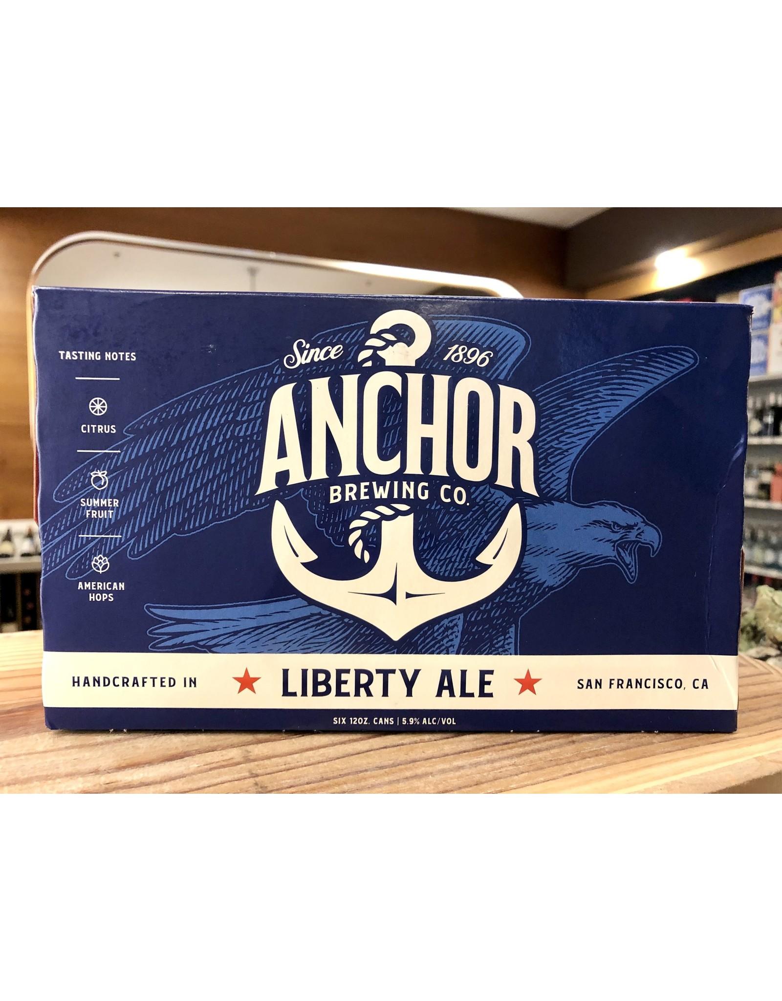 Anchor Liberty Ale - 6x12 oz.