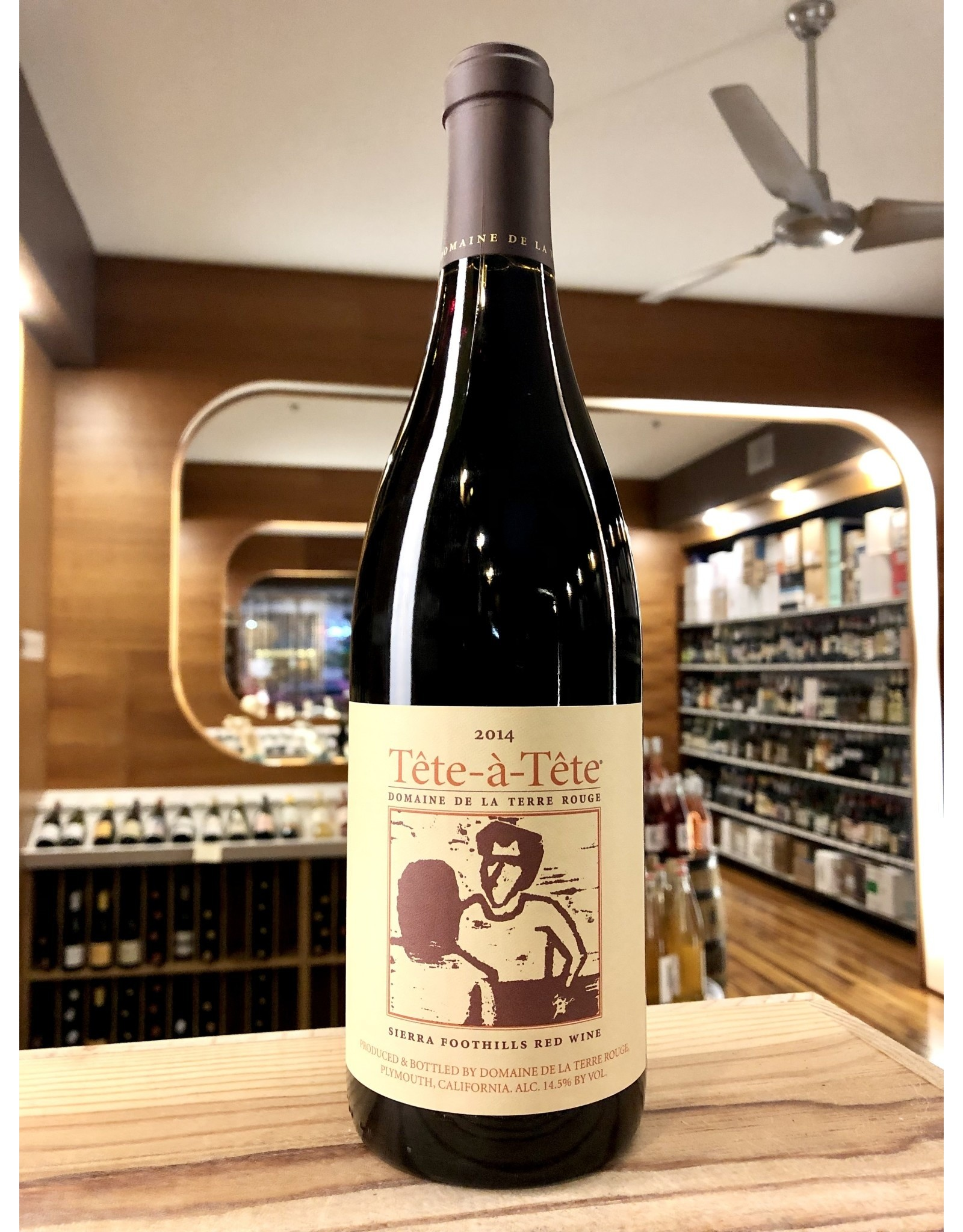 Terre Rouge Tete-a-Tete Red Blend - 750 ML