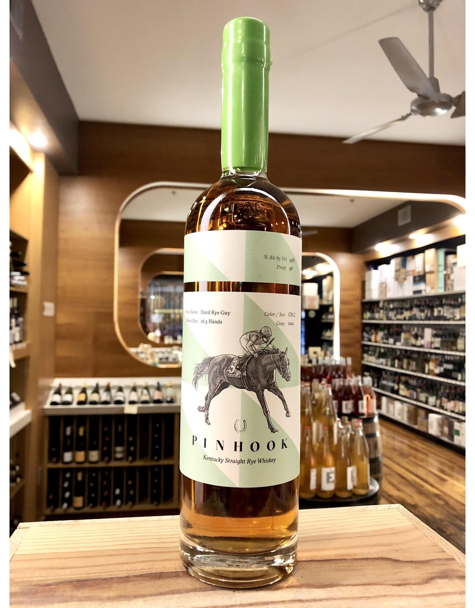 Pinhook Straight Rye Whiskey - 750 ML