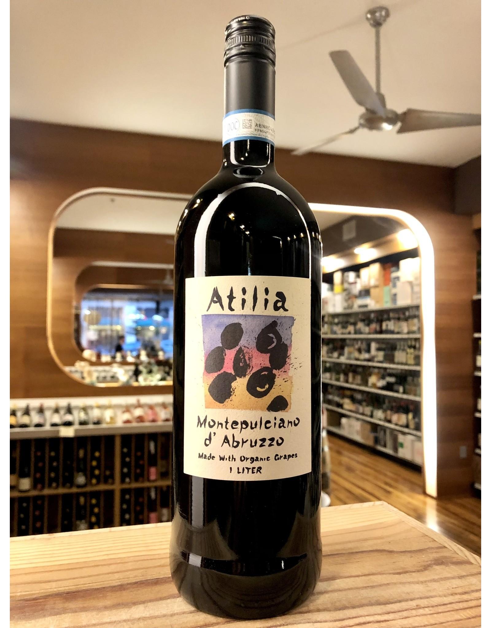 Atilia Montepulciano d'Abruzzo - 1 Liter