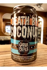 Oskar Blues Death By Coconut Porter - 12 oz.