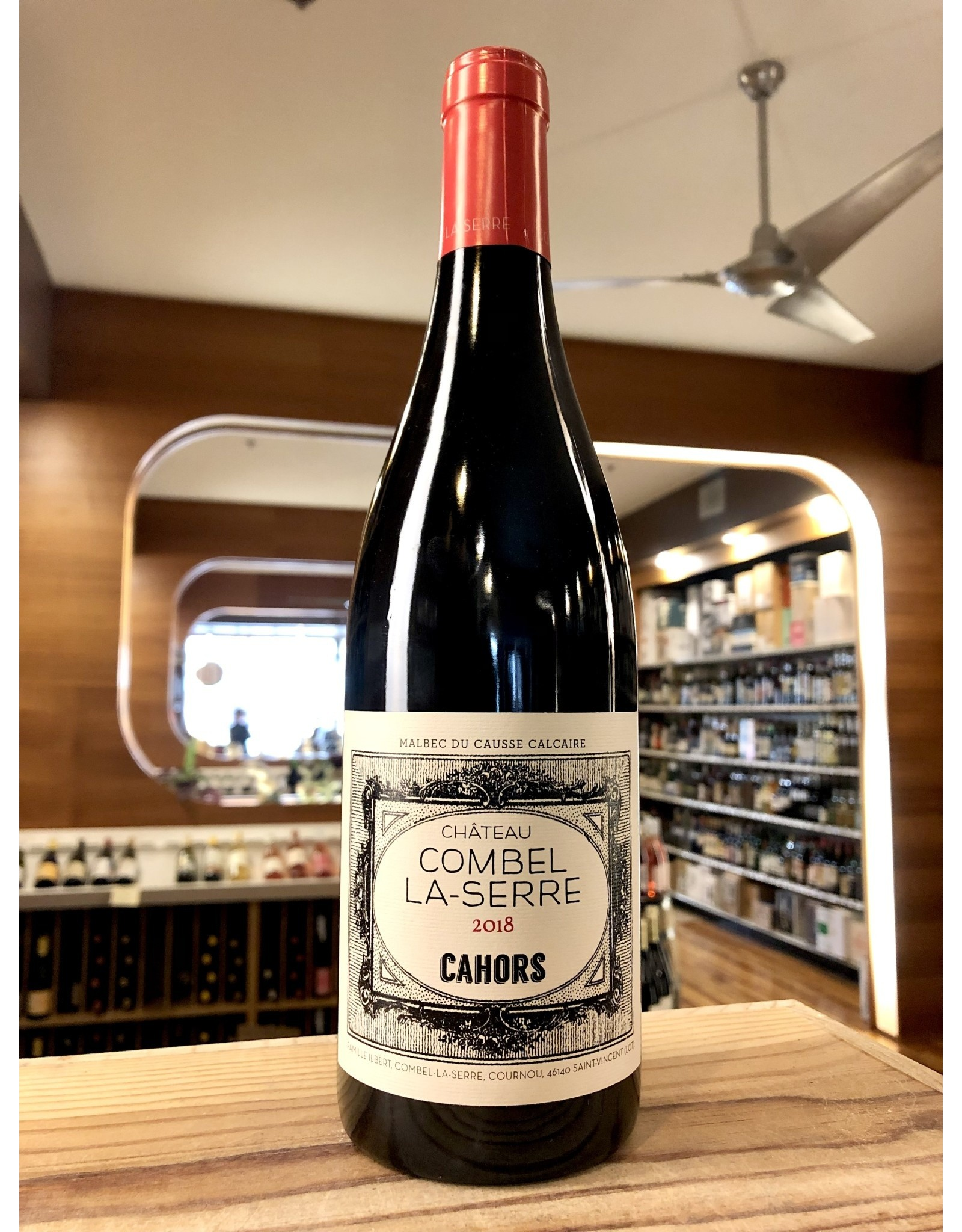 Chateau Combel-La-Serre Cahors 2018 - 750 ML