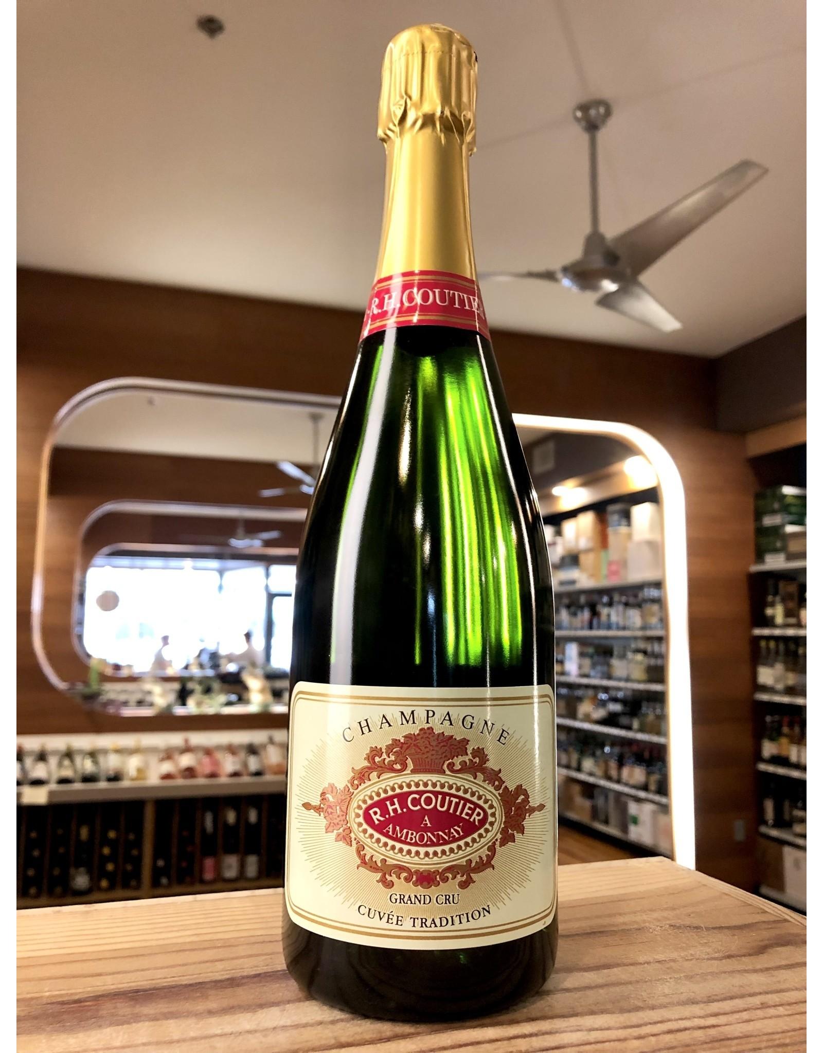 RH Coutier Grand Cru Brut Tradition Champagne - 750 ML