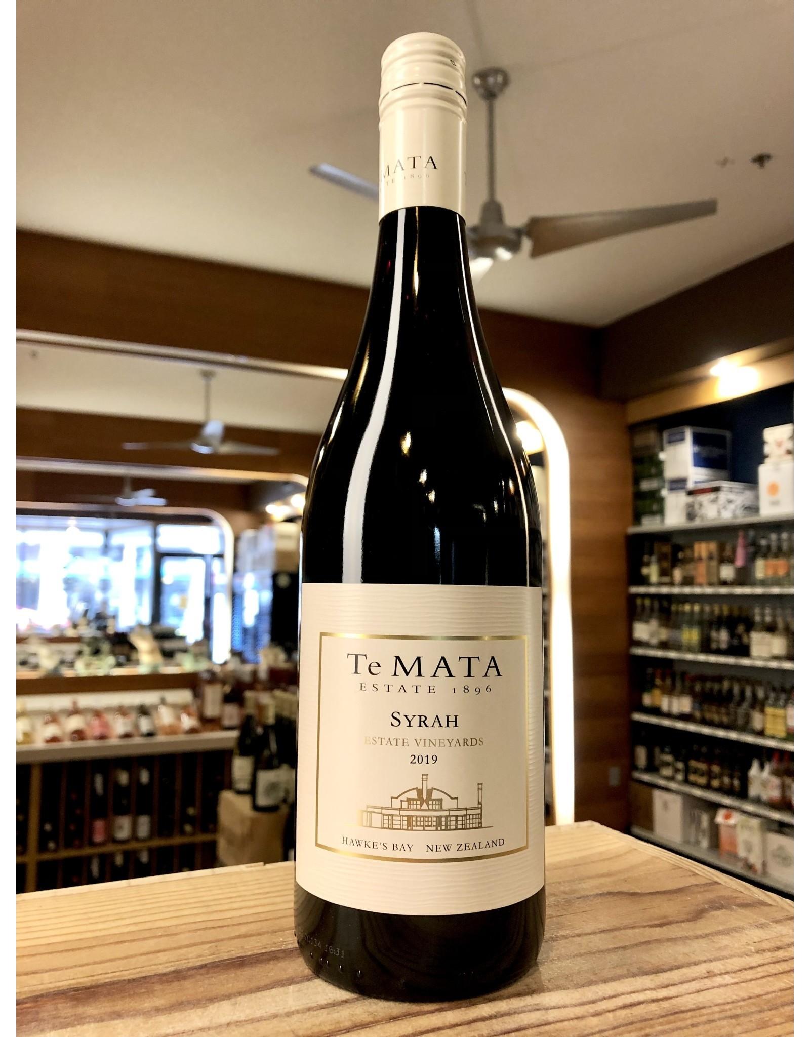 Te Mata Estate Syrah - 750 ML