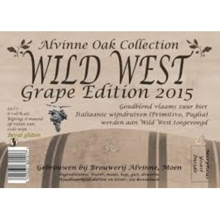Alvinne Wild West Grape (2015)