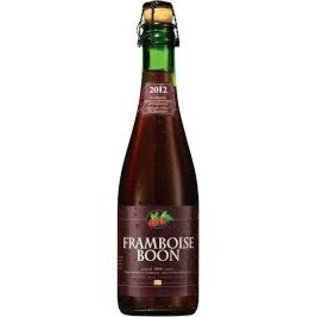 Boon Framboise Boon, Lambic 5% ABV 375 ML Bottle
