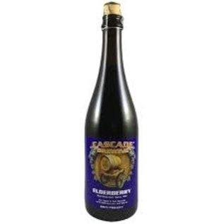 Cascade Elderberry (205), 7% ABV Sour 25 oz Bottle