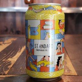 Prairie Artisian Ales Standard Farmhouse Pale Ale, 6% ABV, 12oz Can