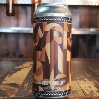 Short Throw Brewing Co Low Brow Nobility Stout, 12% ABV, 16oz Can