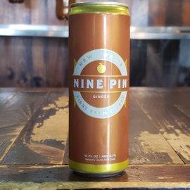 Nine Pin Cider Nine Pin Ginger Cider, 6.7% ABV, 12oz Can