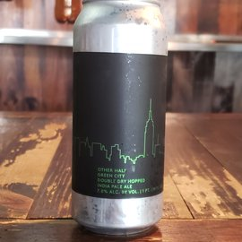 Other Half DDH Green City IPA, 7% ABV, 16oz Can