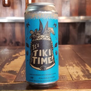 Westbrook It's Tiki Time! Sour Ale, 5% ABV, 16oz Can