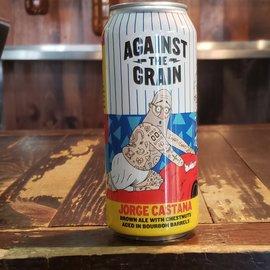 Against The Grain Jorge Castana BA Brown Ale, 10% ABV, 16oz Can