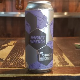 Industrial Arts Brewing Company Impact Wrench Triple IPA, 10% ABV, 16oz Can