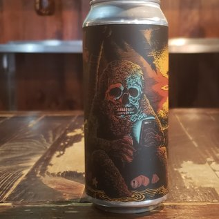 Abomination Brewing Company Social Distancing DIPA, 8.2% ABV, 16oz Can